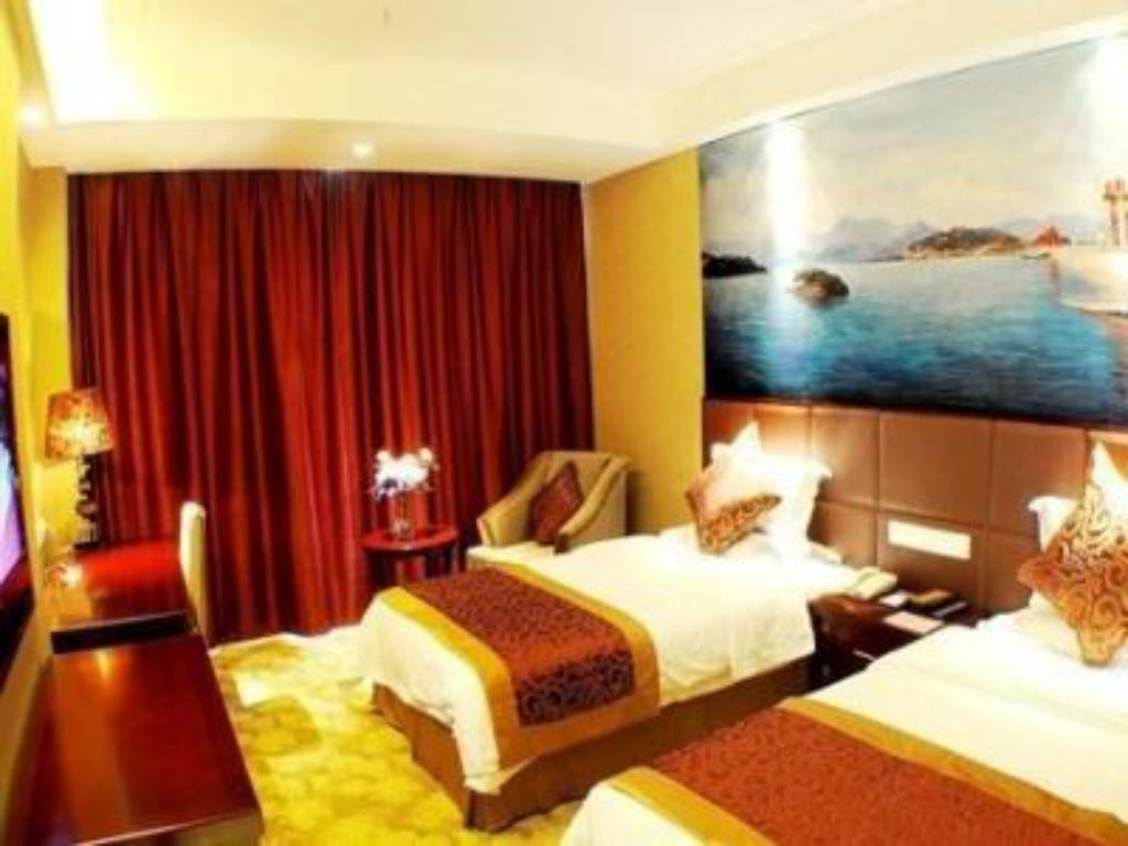 Se alle 28 billeder Yichang Three Gorges Dongshan Hotel