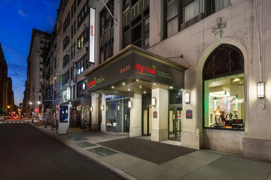 Nyma The New York Manhattan Hotel In New York Ny Room Deals