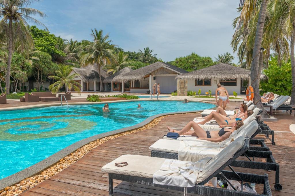 Palm Beach Island Resort Spa Maldives In Maldives Islands