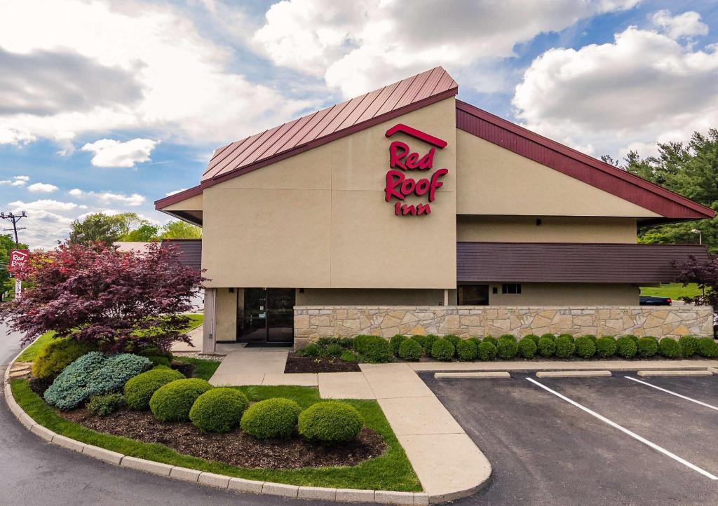 Red Roof Inn Cincinnati Northeast Blue Ash In Cincinnati