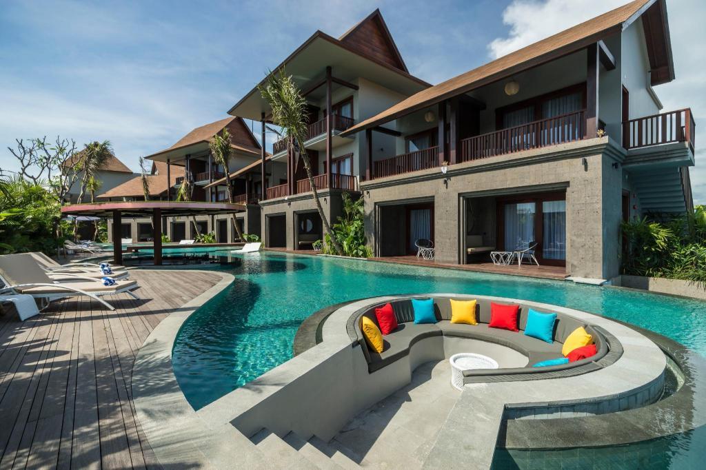 Sense Canggu Beach Hotel In Bali Room