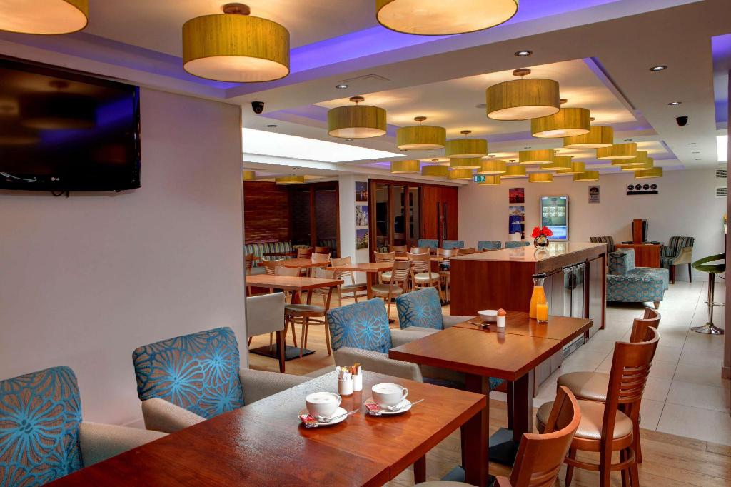 Coffee shop Best Western Plus Seraphine Hammersmith