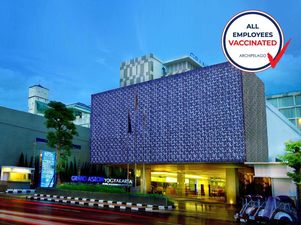 More about GRAND ASTON Hotel and Convention Center Yogyakarta