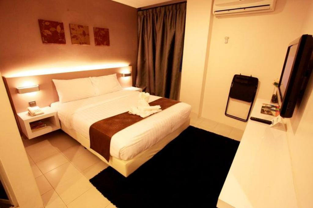 Standard Queen Room - Bed DWJ Hotel
