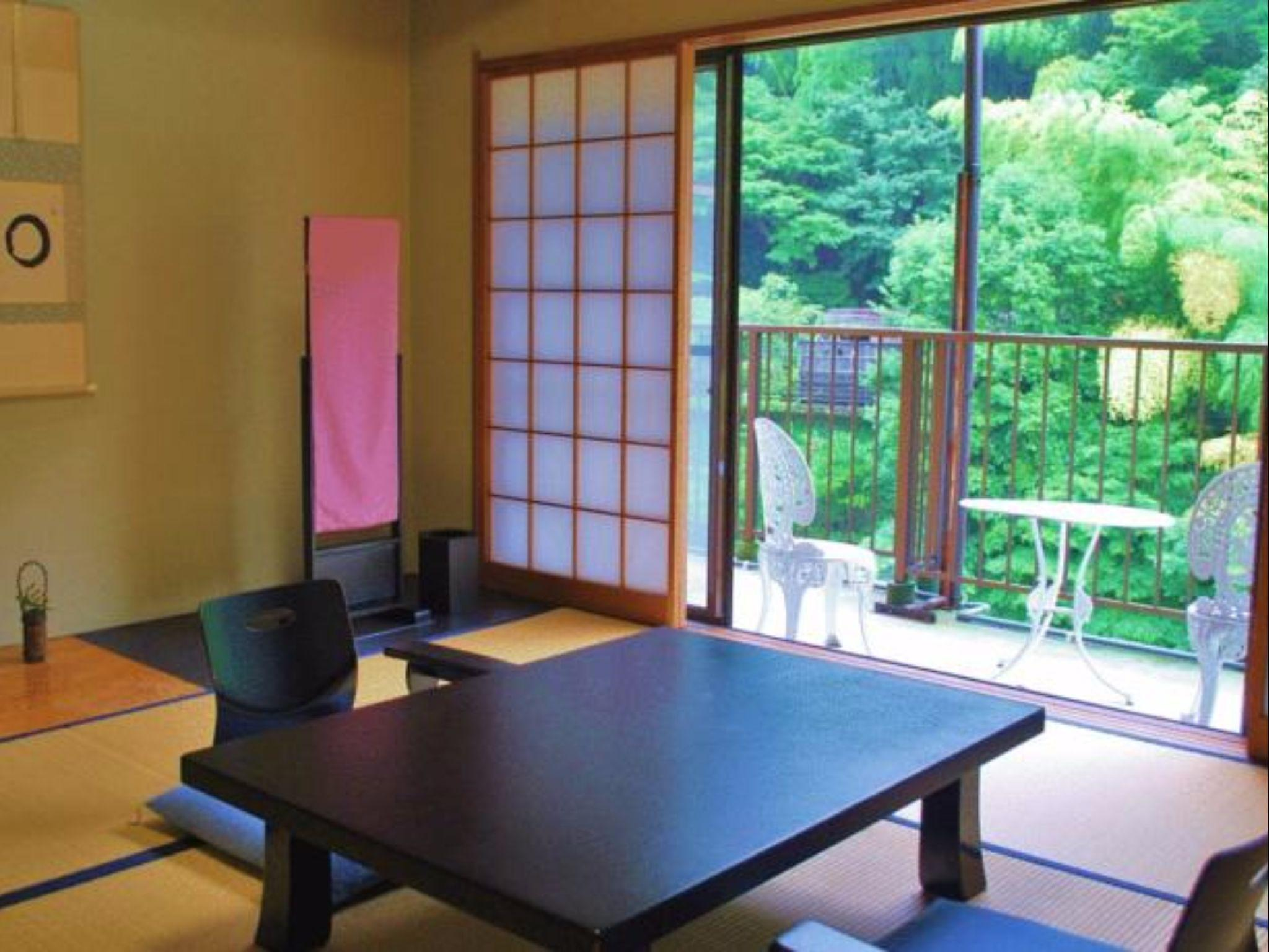 Standard Japanese Style Mountain View Room