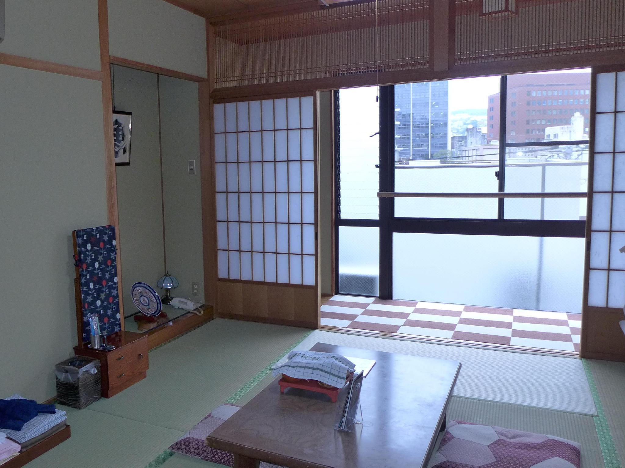 Fujiwara Ryokan Hotel in Nagasaki - Room Deals, Photos & Reviews