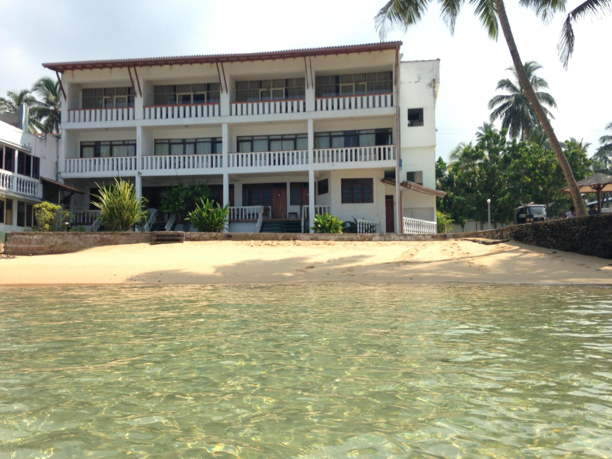 Unawatuna, Sri Lanka. Sri Lanka, Unawatuna - hotels. Unawatuna (Sri Lanka) on the map