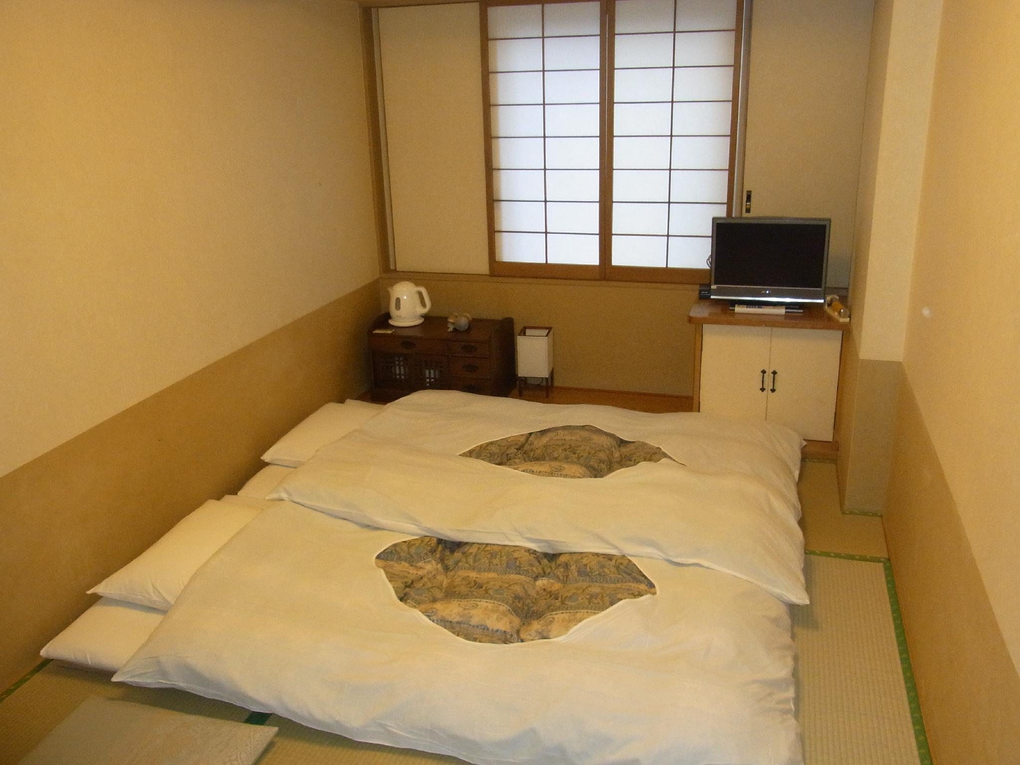 Economy Japanese Style Twin Room - Non-Smoking
