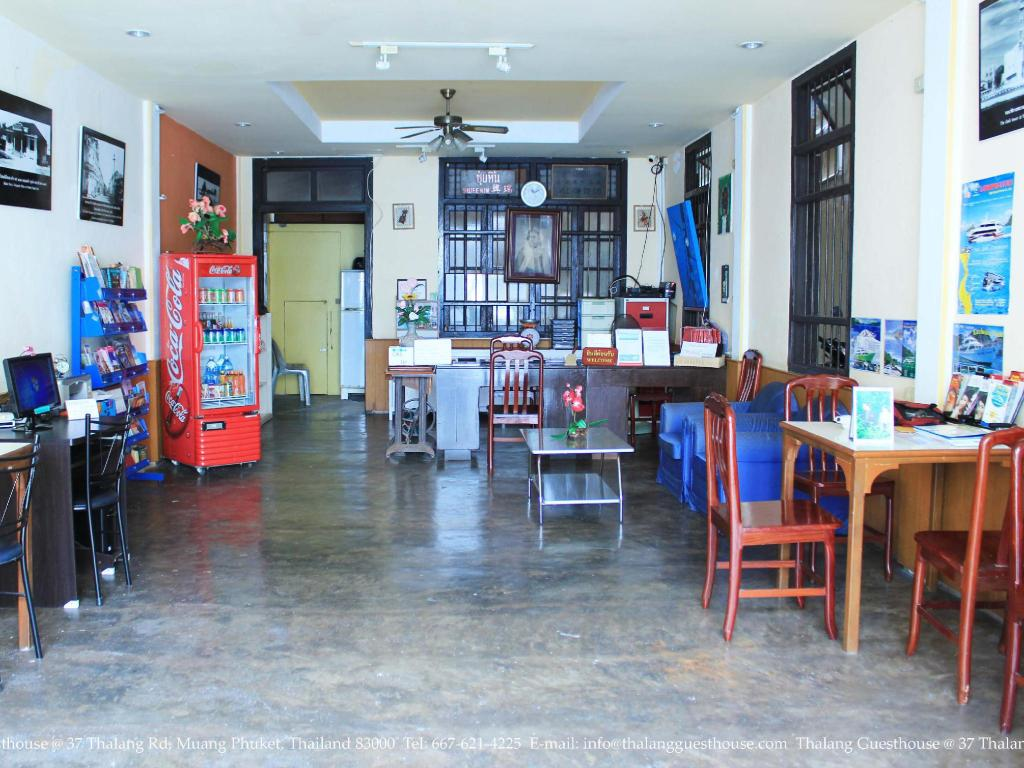 Lobby Thalang Guesthouse