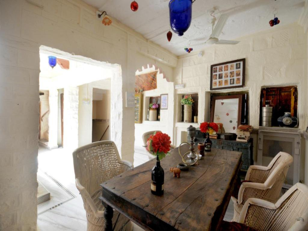 Interno Juna Mahal Boutique Home stay