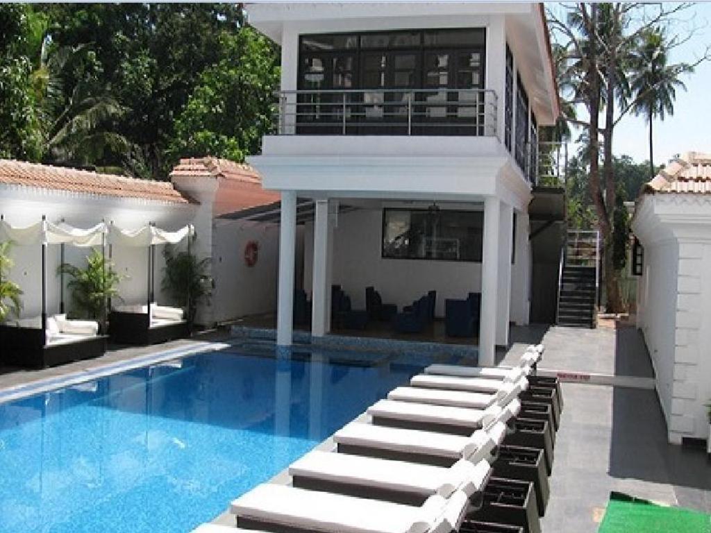 Silver Sands Hideaway Hotel, Goa, India - Photos, Room