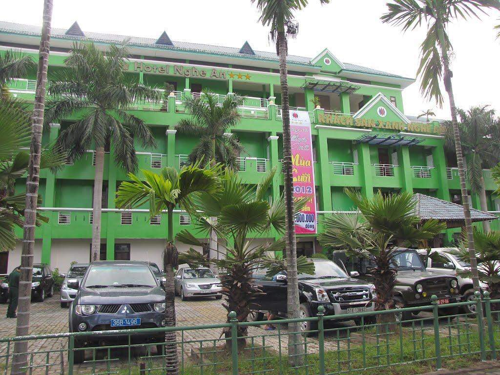 More about Green Nghe An Hotel