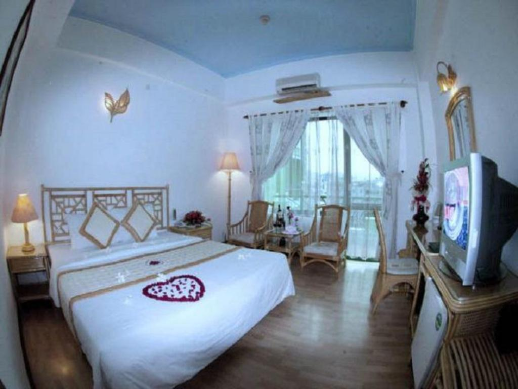 Deluxe Double Green Nghe An Hotel