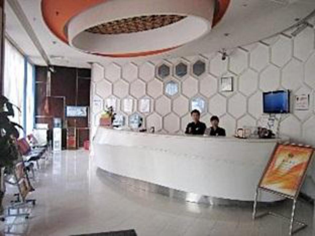 Recepce Motel168 Dongting Road