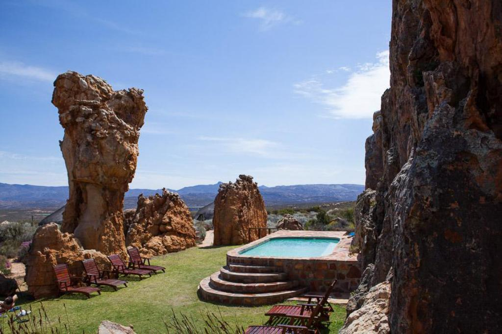 Swimming pool [outdoor] Kagga Kamma Nature Reserve