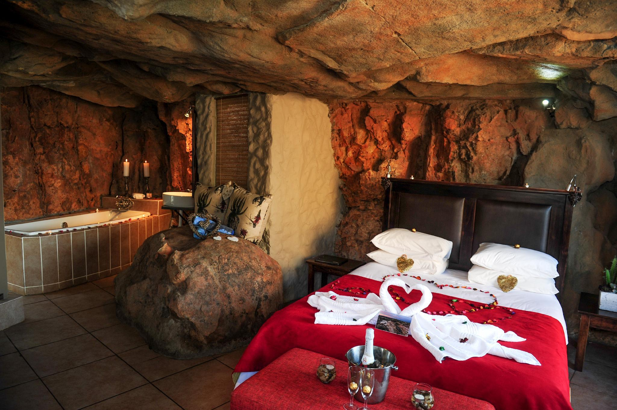 Pokoj Honeymoon Cave (Honeymoon Cave)