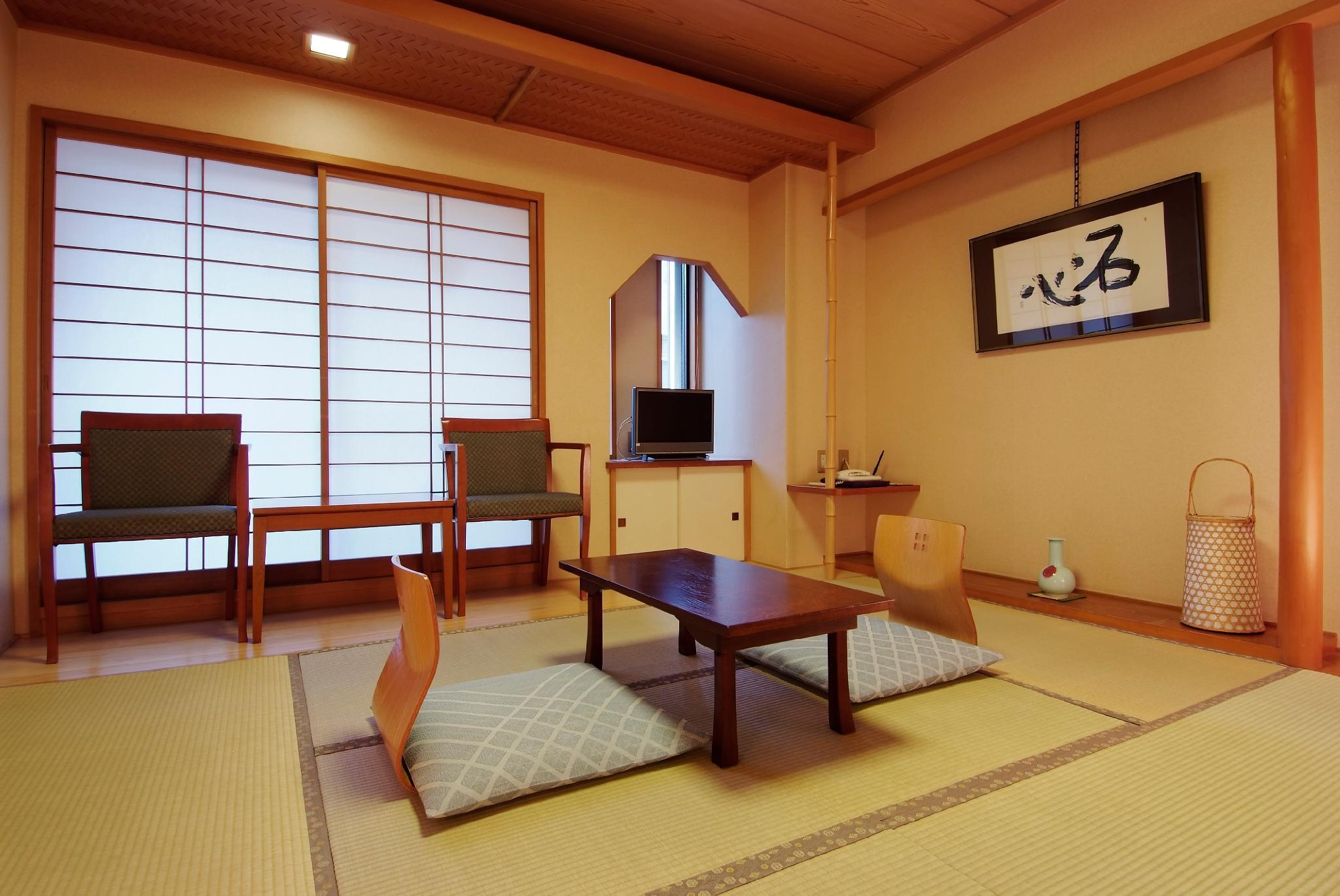 Japanese Style Twin Room - Non-Smoking