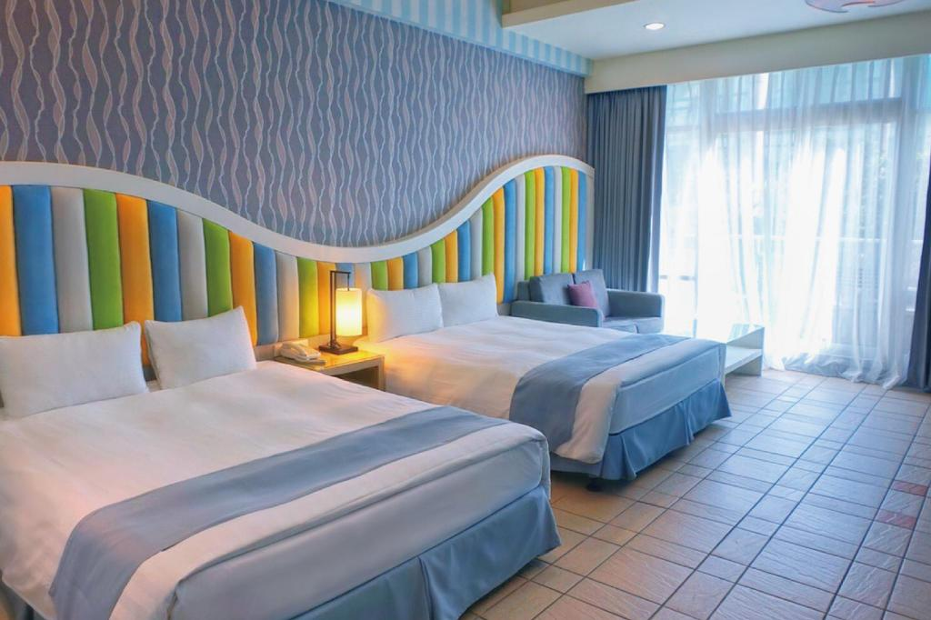 Classic Double or Twin - Guestroom Uni Resort-Kenting