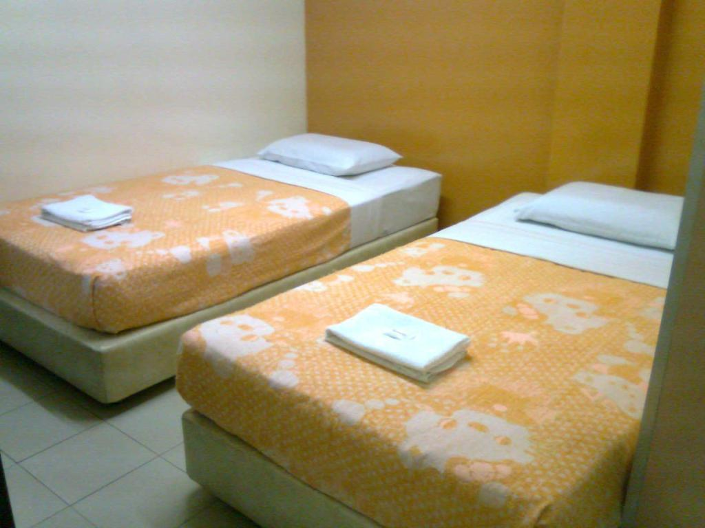 Twin bed Hotel Petaling