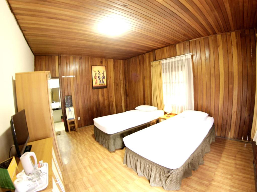 Best Price On Hotel Pesona Bamboe In Bandung Reviews