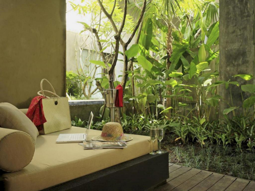 Interior view Taum Resort Bali