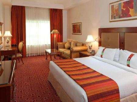 1 Bedroom Executive Suite Smoking Holiday Inn Bur Dubai - Embassy District
