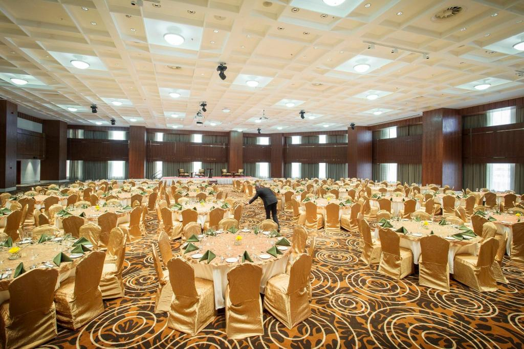 Ballroom The Lagos Continental Hotel