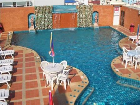 Swimming pool Pattaya Bay Resort