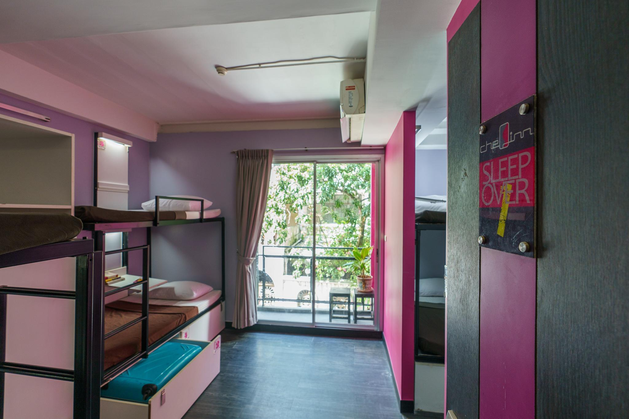 Rum Privat Sovsal (8 vuxna) (Private Dormitory Room (8 Adults))