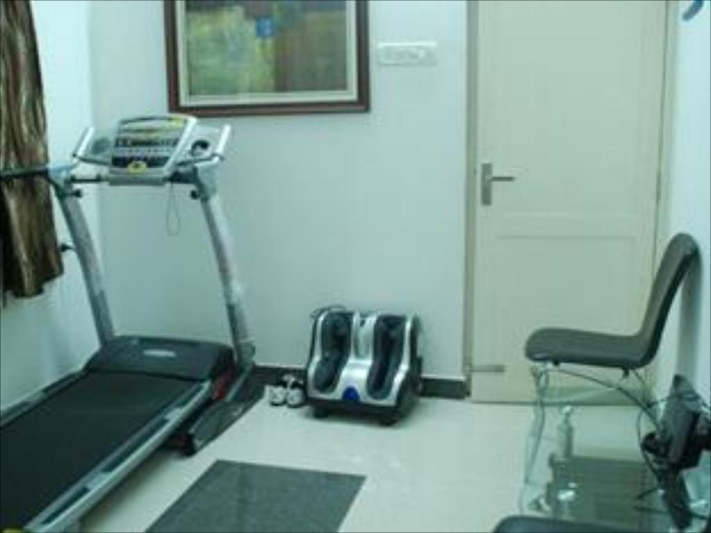 Fitness center Orion Guest House