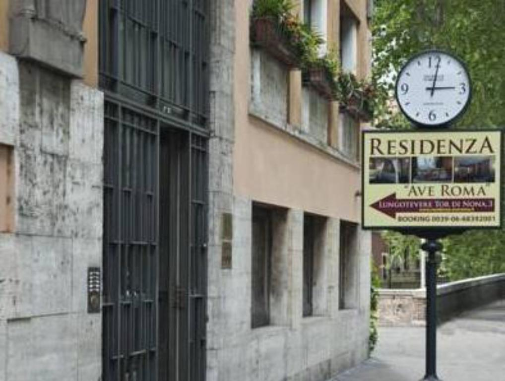 More about Residenza Ave Roma