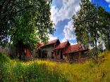 Pugdundee safaris - Kanha Earth Lodge