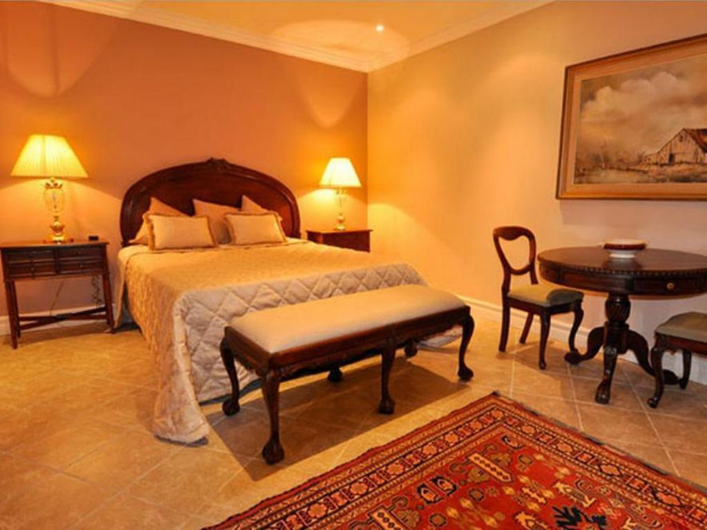 Apartmá Junior - Pokoj Sandton Boutique Hotel  28a On Oxford