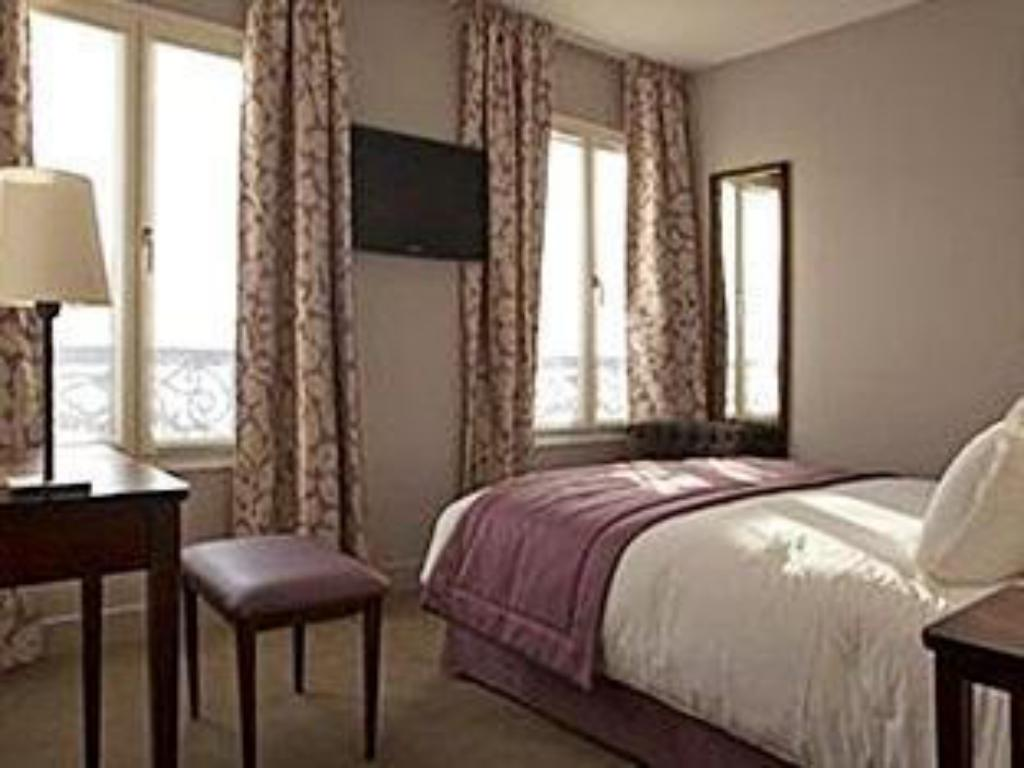Single Room - Bed Hotel le Relais Saint Charles