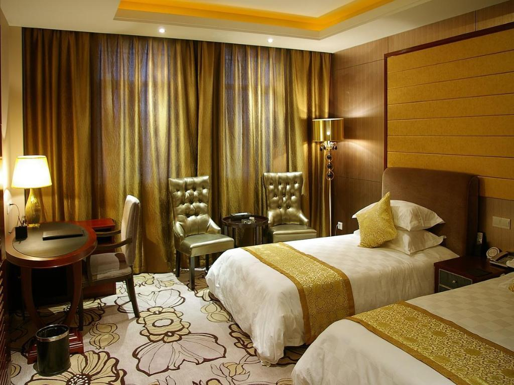 Superior Zweibett Tong Star International Hotel Suzhou