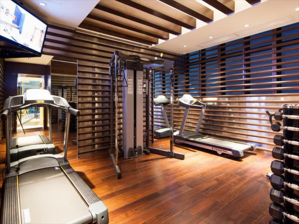 Fitness center Rosedale Hotel Kowloon - Mongkok