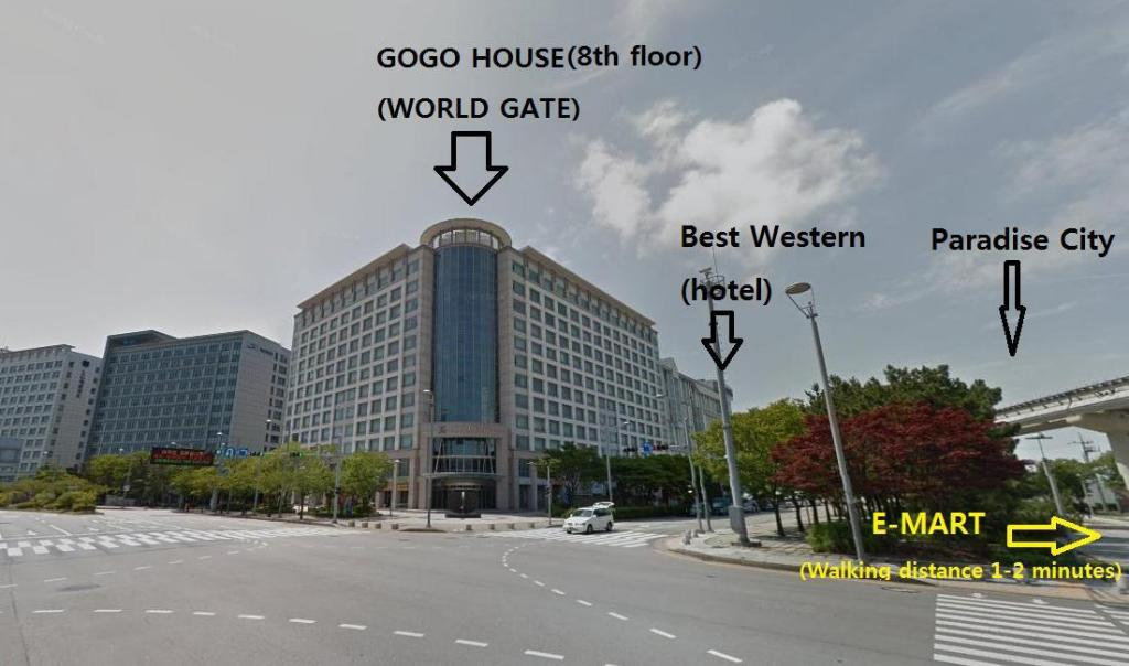 Incheon Airport Gogo House Serviced