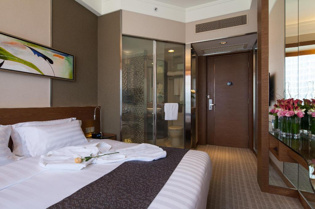Superior Queen or Twin Room - Day Use, Max 6 Hours Stay Between 04:00 PM and 10:00 PM - 客房