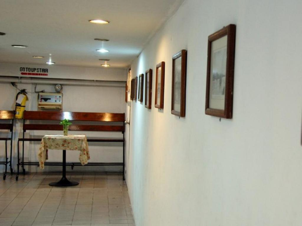 Interior view Marcopolo Hostel