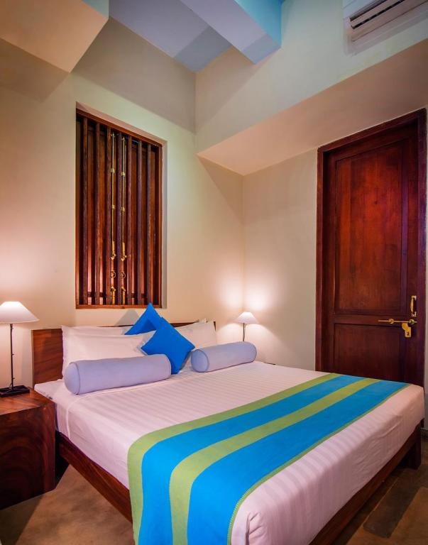 Deluxe Room - Bed Zylan Luxury Villa