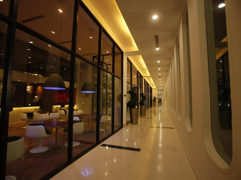 Vista interior Keys Hotel Whitefield