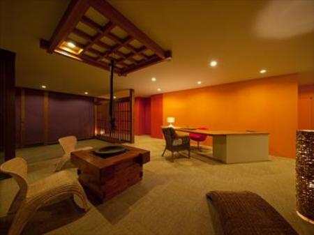 Lobby Address Nozawa Hotel