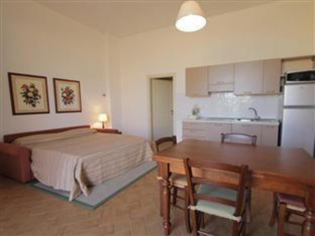 Apartament Estudi - Vista interior Poggio all'Agnello Country & Beach Residential Resort