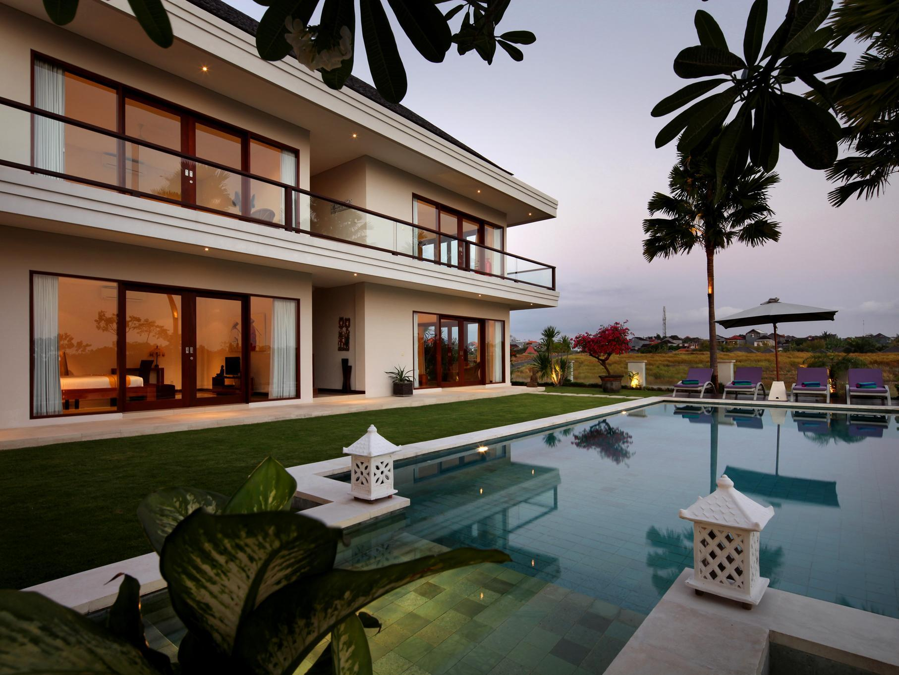 Private Four-Bedroom Executive Villa with Private Pool