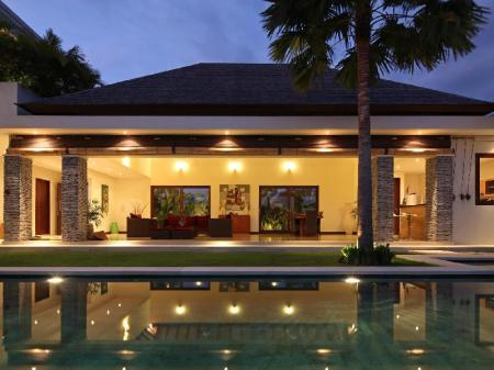 2 Bedroom Pool Villa Oshan Bali Boutique Hotel