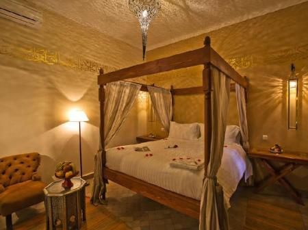 Deluxe Riad Double or Twin Room Dar Anika