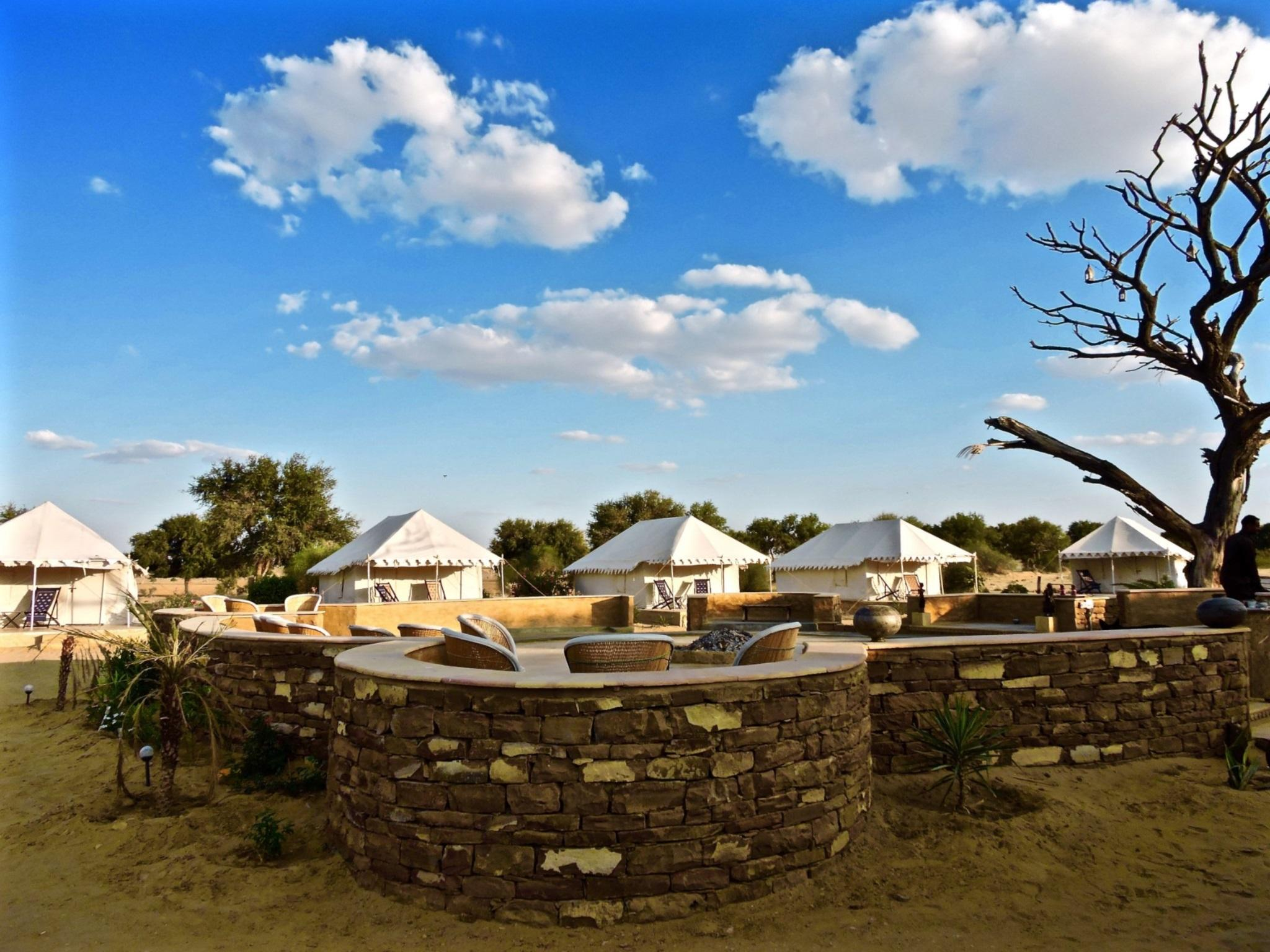 Damodra Desert Luxury Camp Tents | Jaisalmer 2020 UPDATED