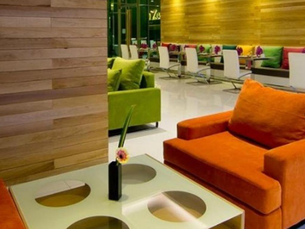 Lobby Seven Zea Chic Hotel