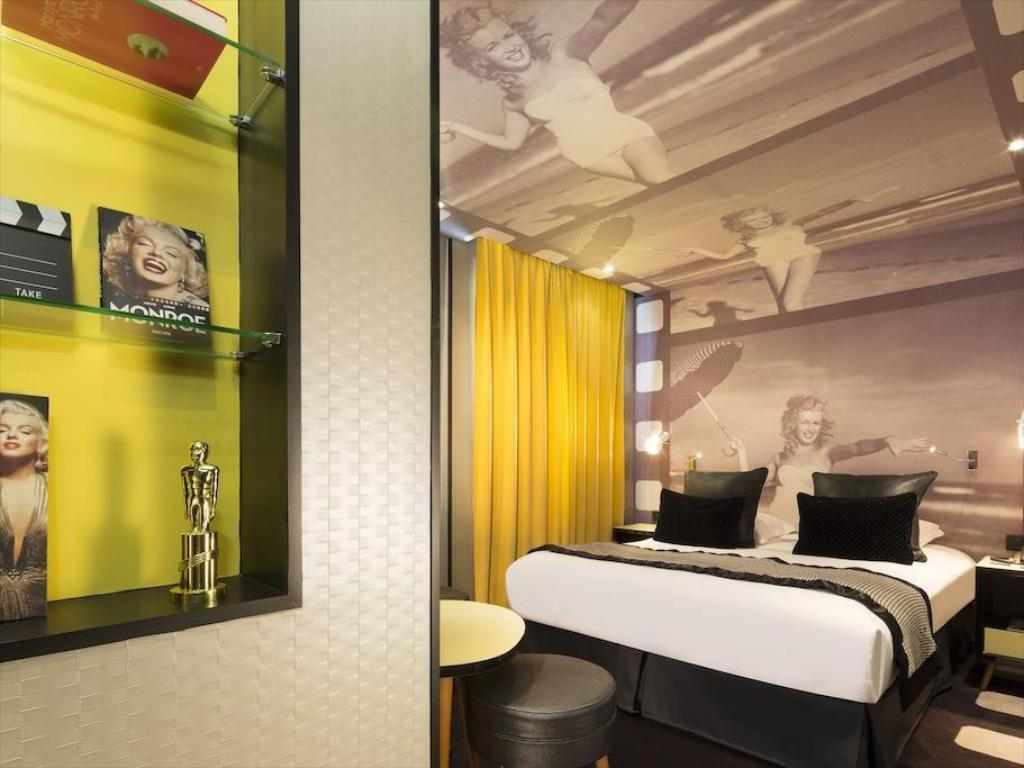 Deco Chambre Maryline Monroe hotel reviews of platine hotel and spa paris france - page 1