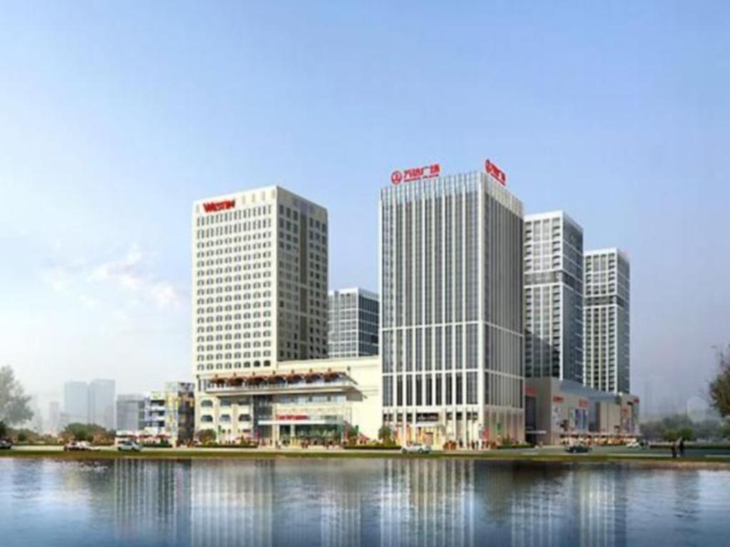 Fuzhou Taijiang W&J Hotel in China - Room Deals, Photos ...